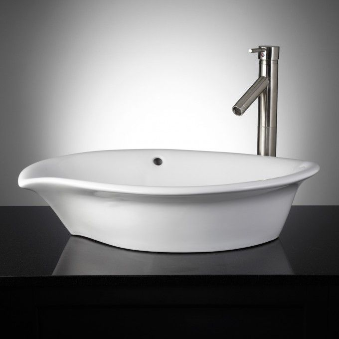 Caiden Vessel Sink - Bathroom Sinks - Bathroom Home! Pinterest - Vessel Sinks Bathroom