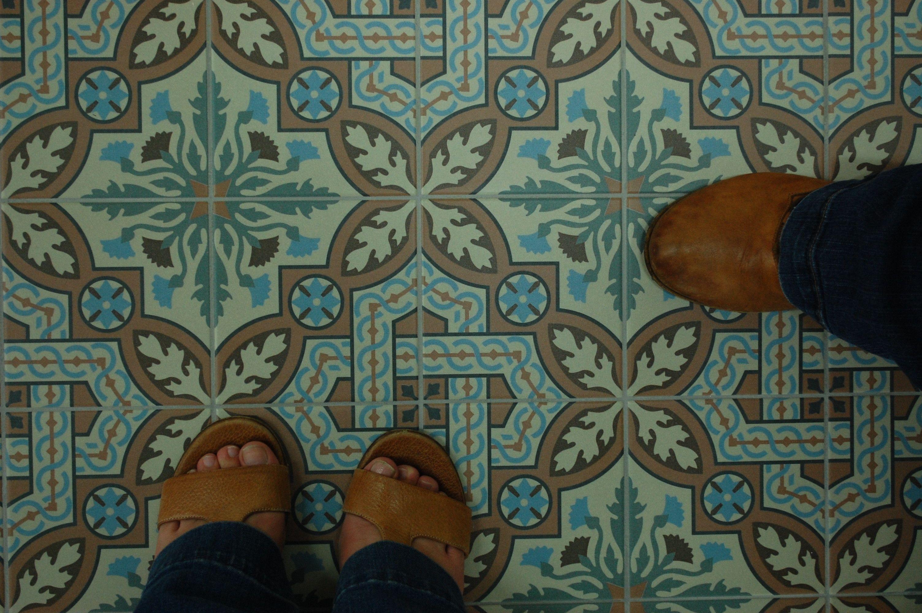 hiba tile collection bel air 15x15 tiles from revoir paris