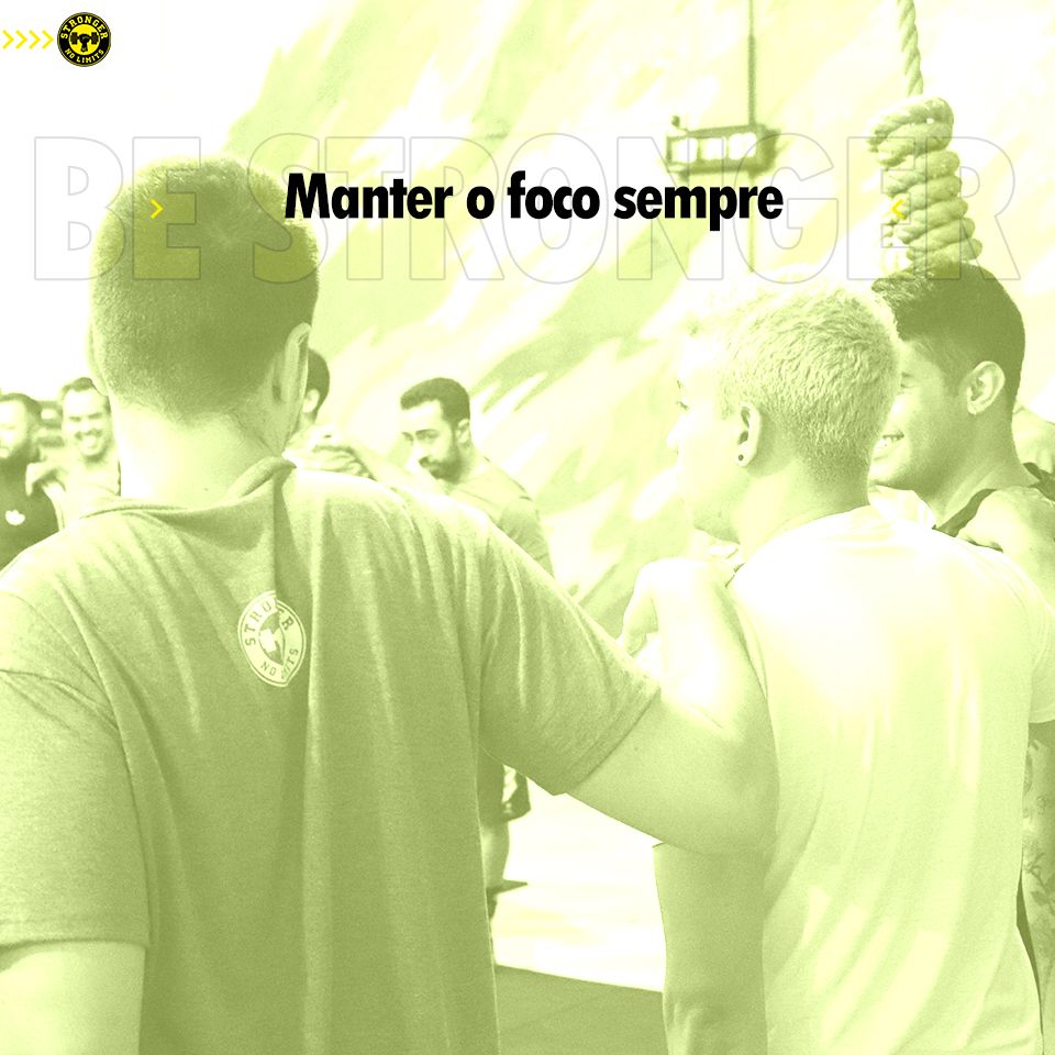 Foco sempre! . . . TMJ  #bestronger #crossfit #musculacao #vestuario #funcional #fitness #gym #trein...