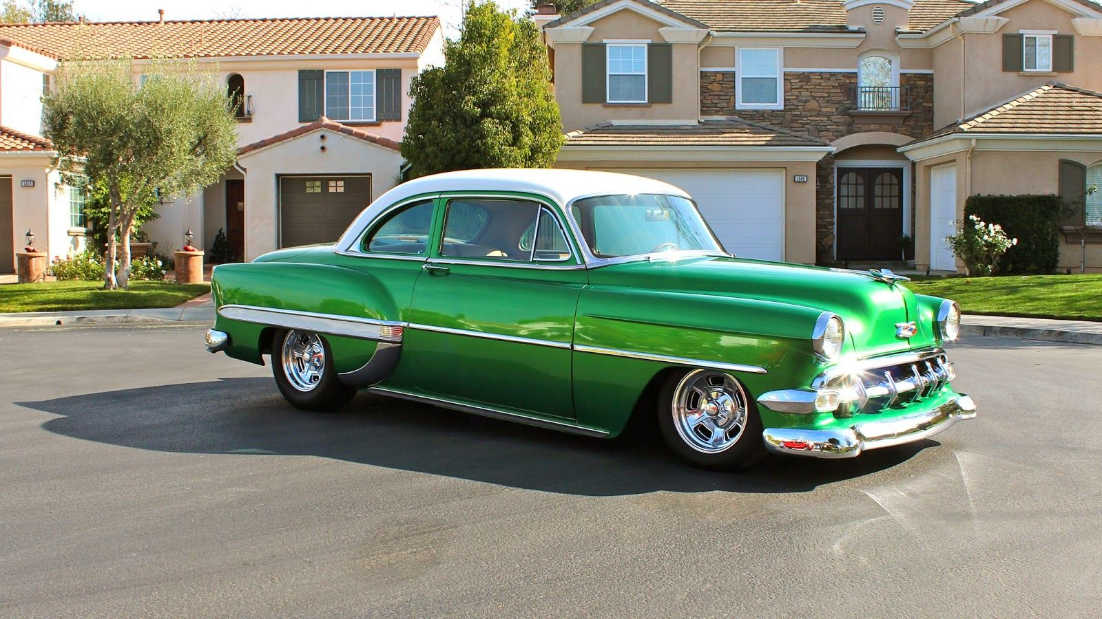 1953 Chevy Club Coupe from our March Catalog Cover