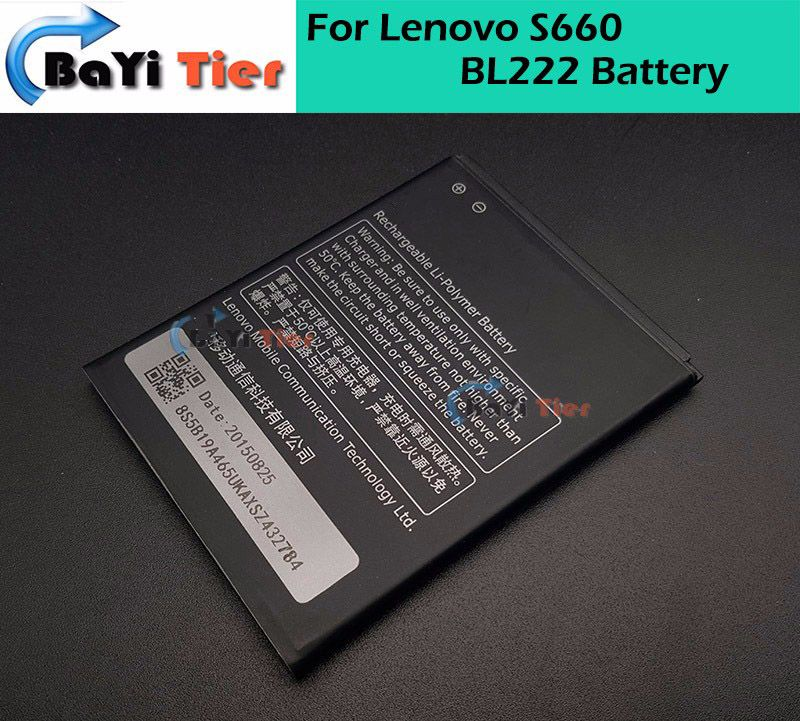 >> Click to Buy << For Lenovo S660 BL222 battery New 3000mAh Repalcement Li-polymer Battery For Lenovo S668 Cell phone -In Stock #Affiliate