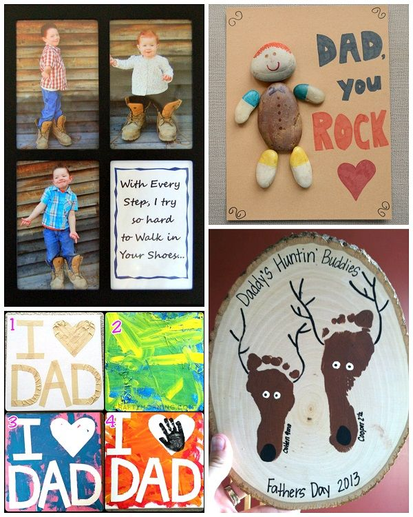 The Best Father S Day Gifts For Kids To Make Cool Fathers Day