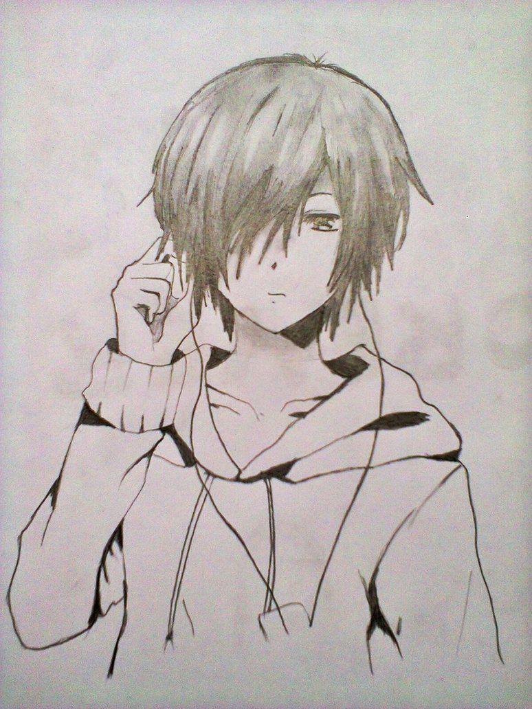 Cool Anime Guy 5th Generation Anime Drawings Boy Anime Boy Sketch Cool Anime Pictures