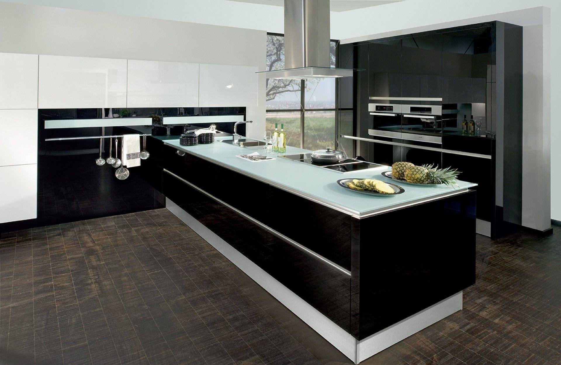 28 Genial Küche Glasrückwand (With images) Kitchen, Home