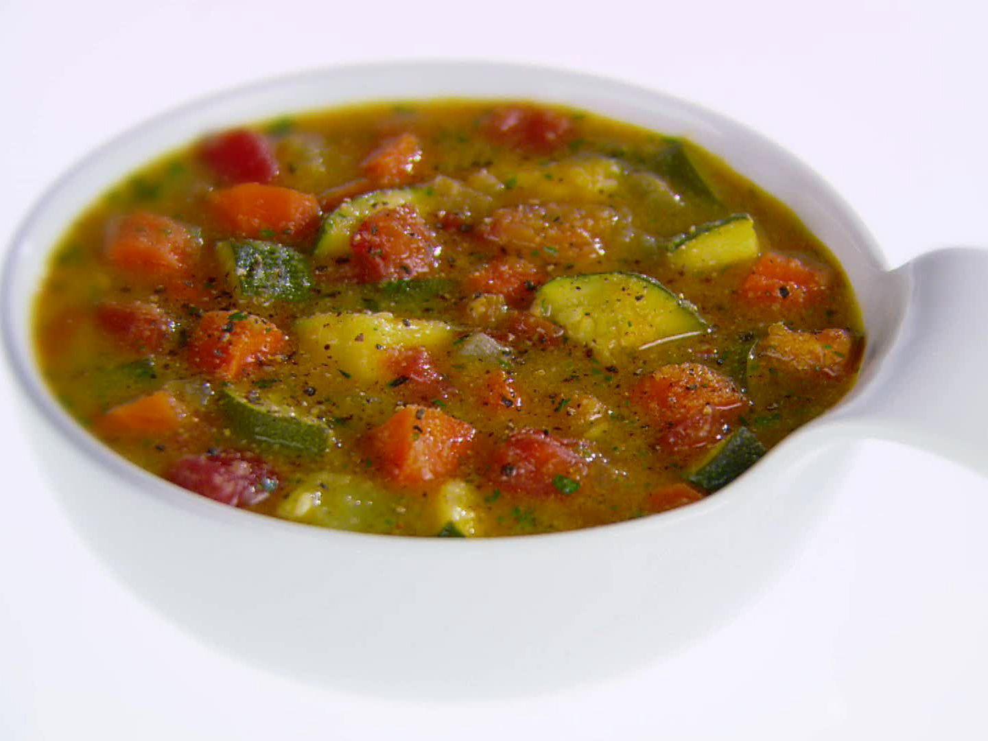 Rustic vegetable and polenta soup recipe polenta soups and food rustic vegetable and polenta soup from foodnetwork forumfinder Choice Image