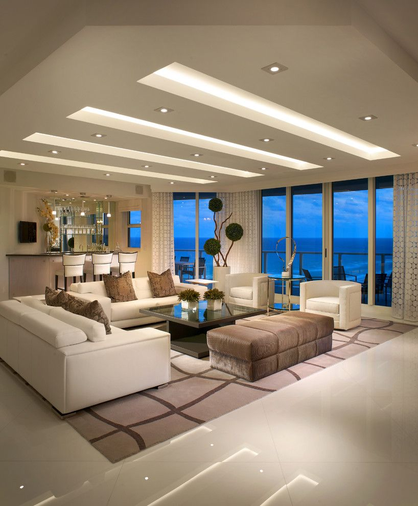 Enhance your living room with a modern and beautiful for Latest interior design trends for living rooms