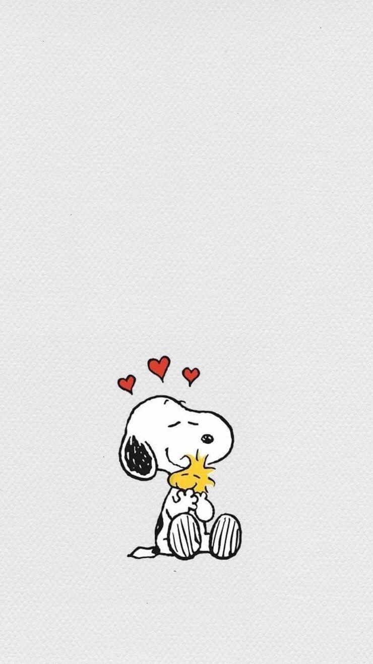 Idea by Sue Robertson on Snoopy wallpaper Snoopy