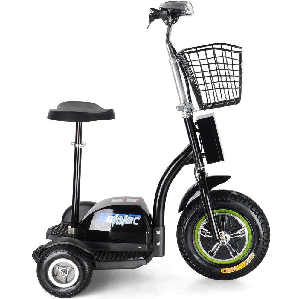 Electric Trike 500w Electric trike, Trike scooter