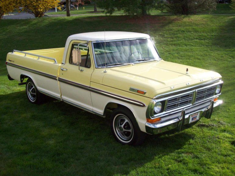 1972 Ford F100 Ranger Xlt 390 C 6 For Sale 1743310 Camiones Chevy Camioneta Ford Ranger Camionetas Ford
