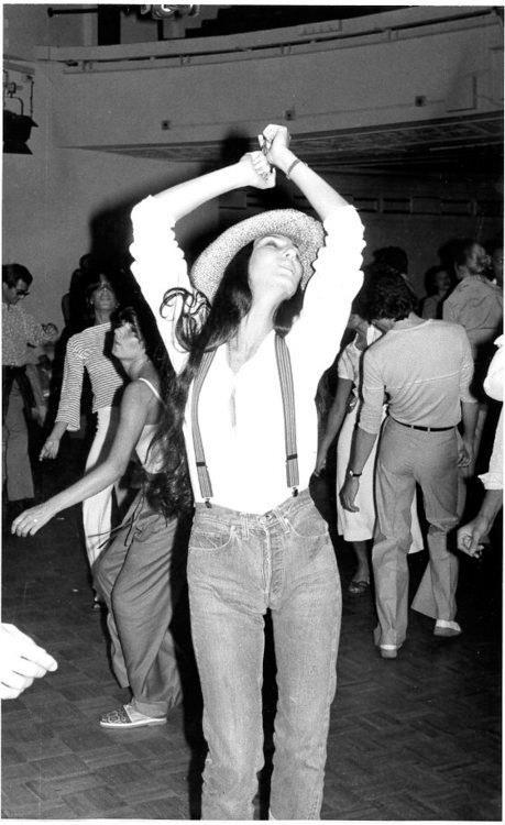 Cher - Studio 54 1970's