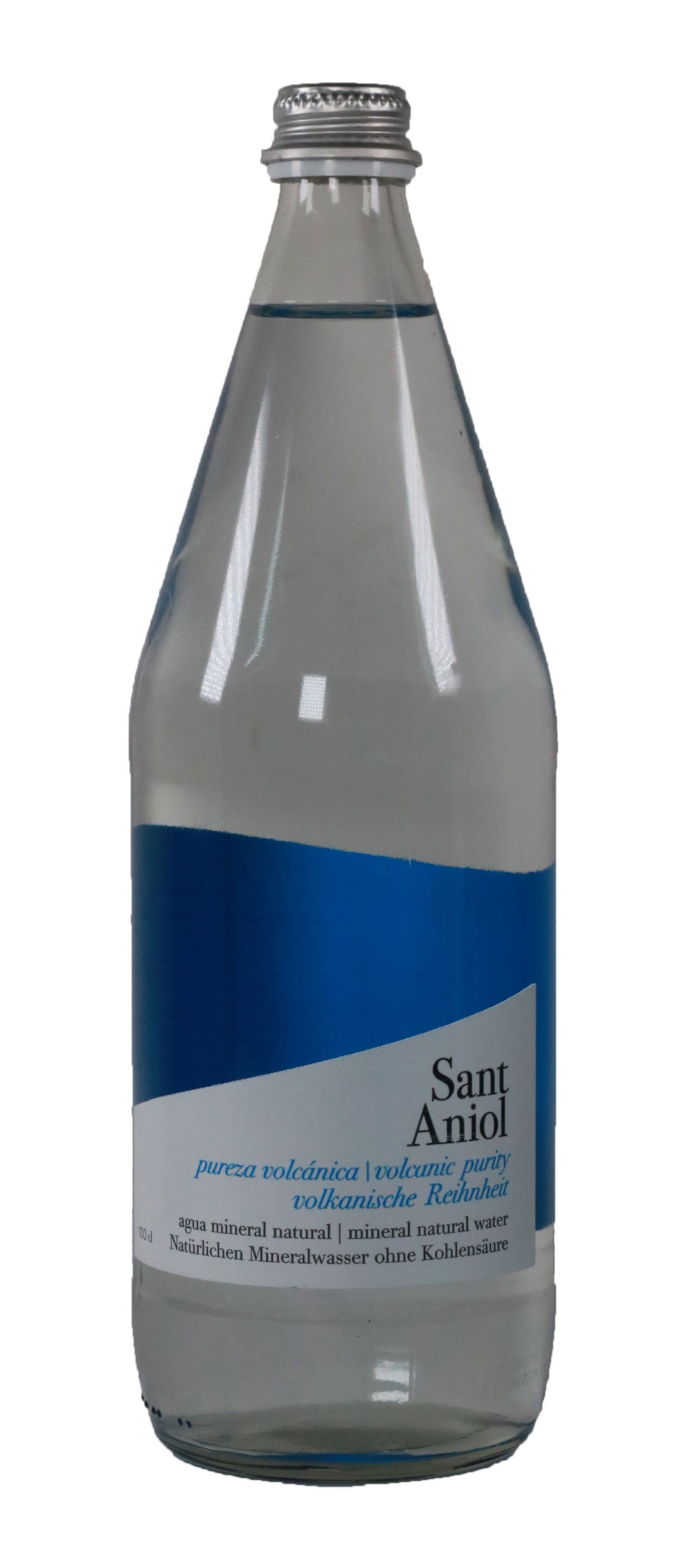 Sant Aniol Volcanic Purity Natural Mineral Water 75cl 15 Bottle