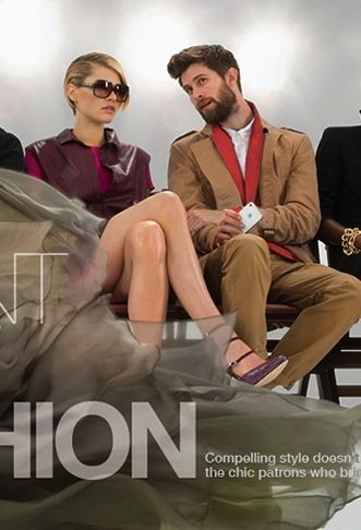 """Front Row Fashion"" Fashion Week Style. Editorial Fashion Story with Model Justin Passmore. Photographed by Nisian Hughes. Creative, Fashion, Photo, Art Direction & Styling by Vinny Michaud. Editorial Fashion by Vincent Michaud."
