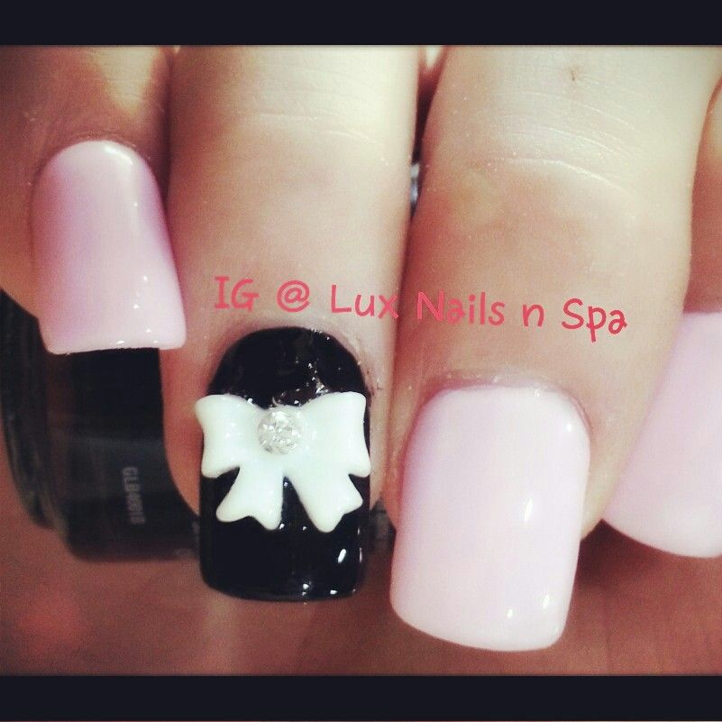 Done by Kelly | Nails art @ Lux Nails and Spa | Pinterest | Lux nails