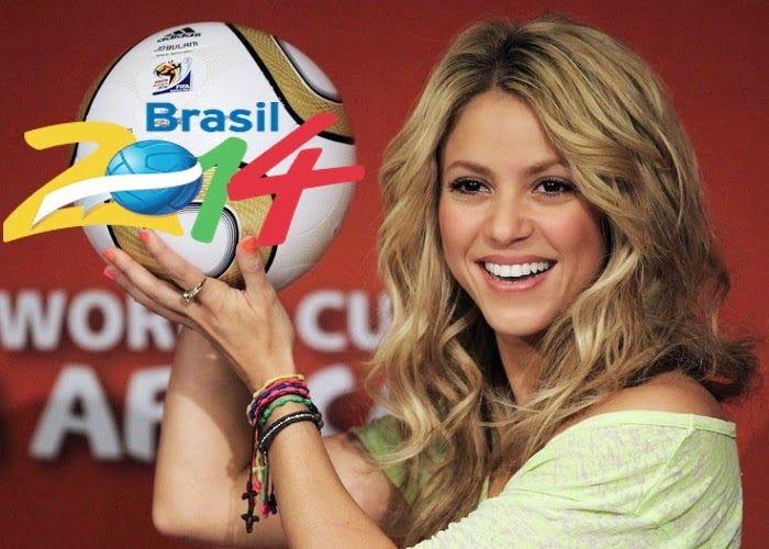 Denis Nwosu S Blog Messi Neymar And Aguero Star In Shakira S New Wor Shakira World Cup Song Soccer Event