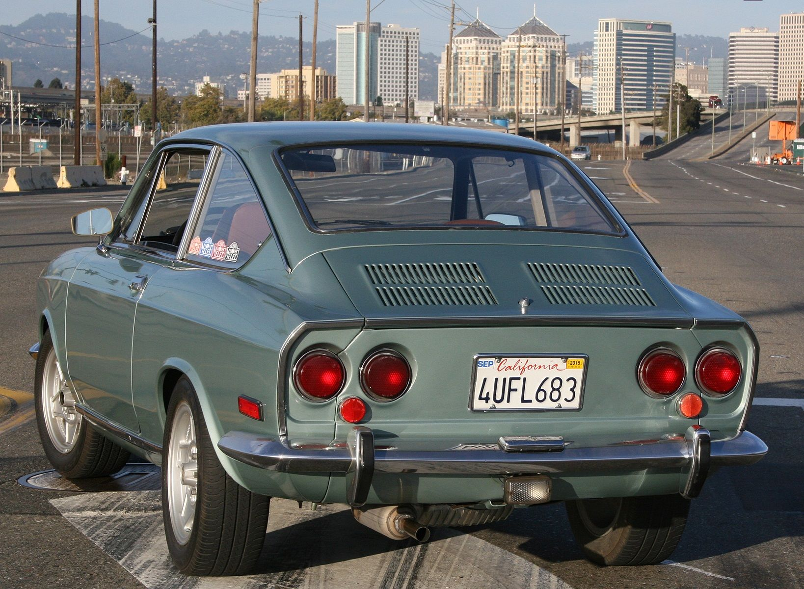 1971 fiat 850 sport coupe bring a trailer cars. Black Bedroom Furniture Sets. Home Design Ideas