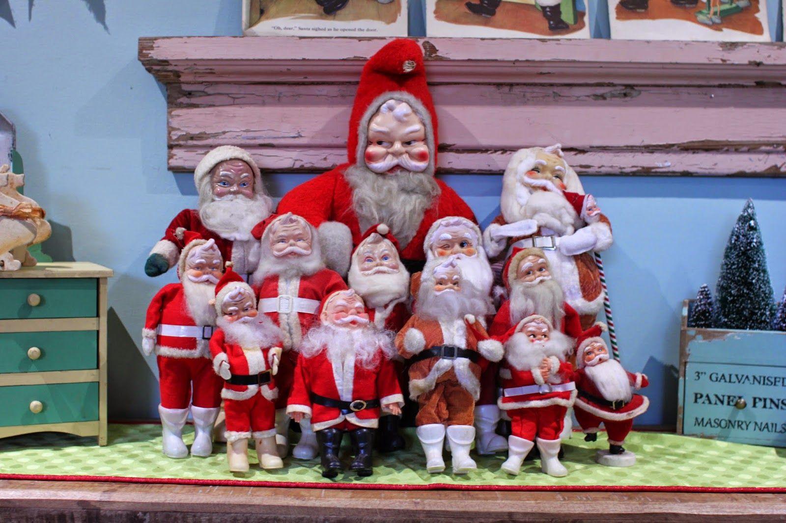 santa? I know him.