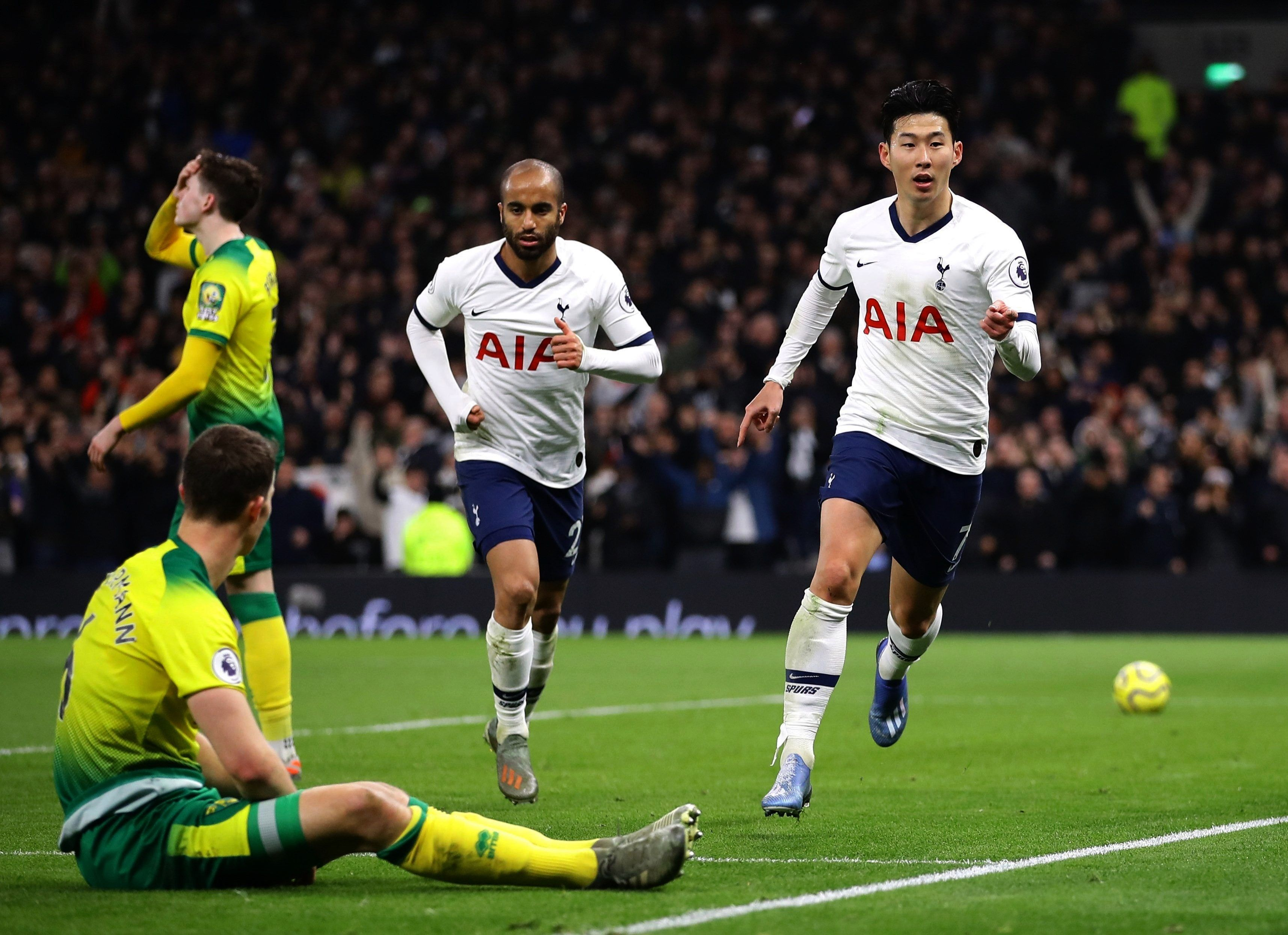 Championsleague Premierleague Realmadrid Tottenham Leicester Football Fussball Futebol Norwich Premier Ronaldo Winless Finally Results Victorypre 2020
