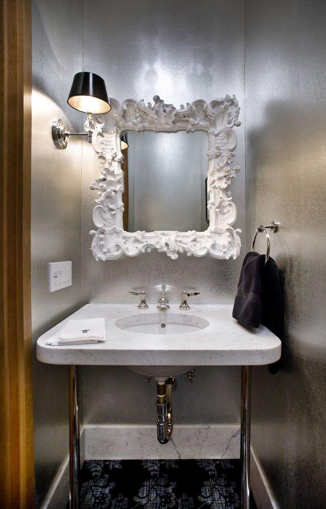 21 Bathroom Mirror Ideas To Inspire Your Home Refresh Bathroom