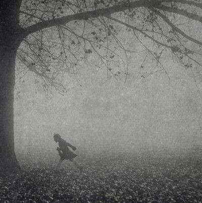 I've spent much of my life running from something others can't see, and hoping, praying that the fog would lift, and I wouldn't see it either.