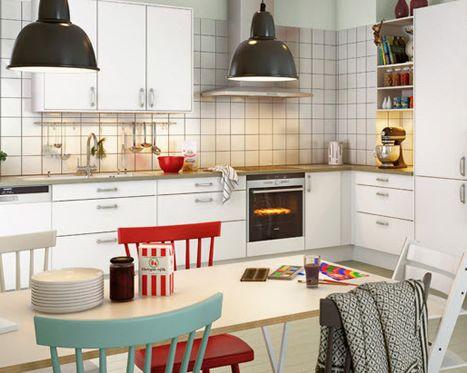 Retro Kitsch Kitchen - one of my favourites