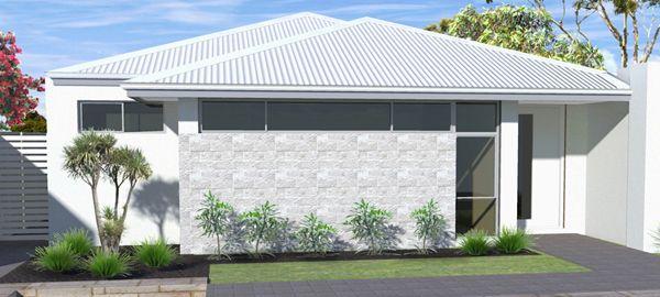 Narrow Lot House Plans   Narrow Block House Design   Switch Homes ...