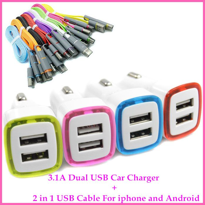 Micro USB and For Iphone 5 / For Iphone 6