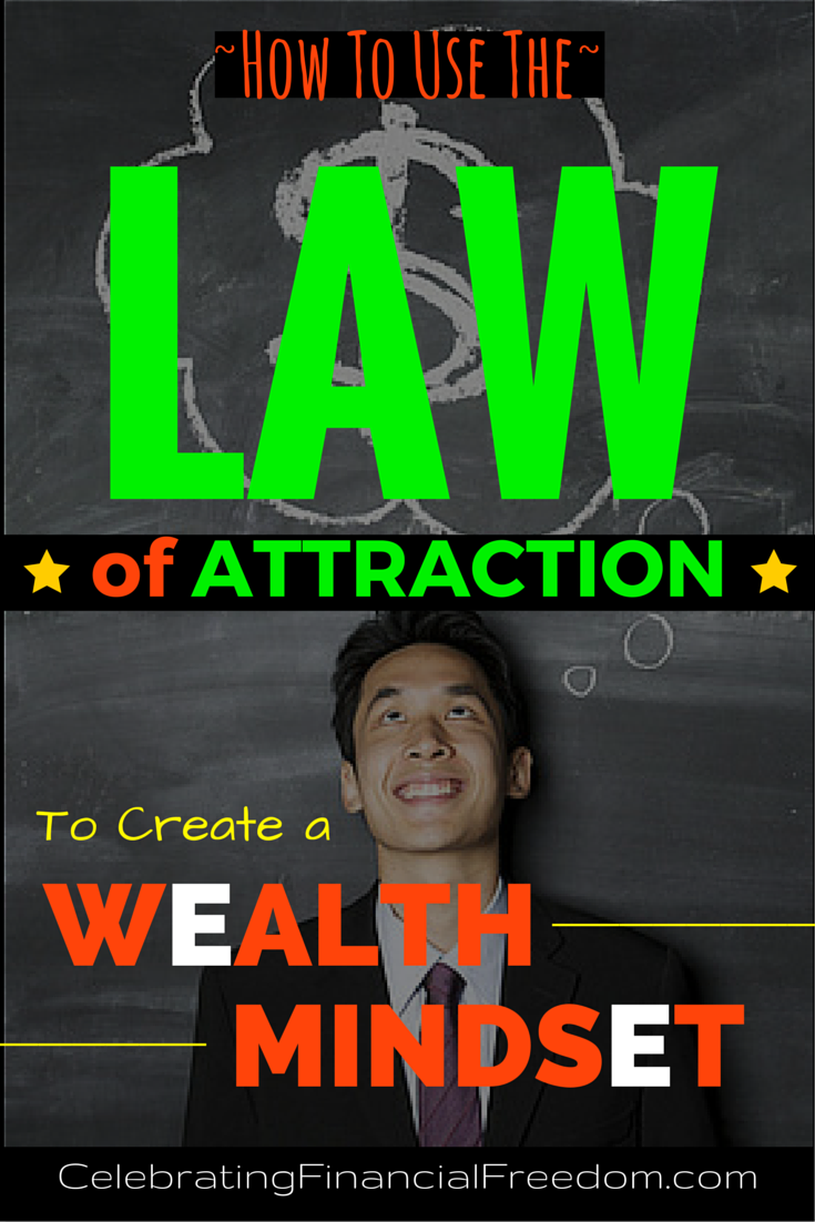 Many people don't realize that the Law of Attraction is actually a biblical principle. When you know how to use it, you can attract incredible blessings into your life! Click the Pic and read all about it. #lawofattraction #wealth #mindset http://www.cfinancialfreedom.com/law-of-attraction-how-to-create-wealth-mindset