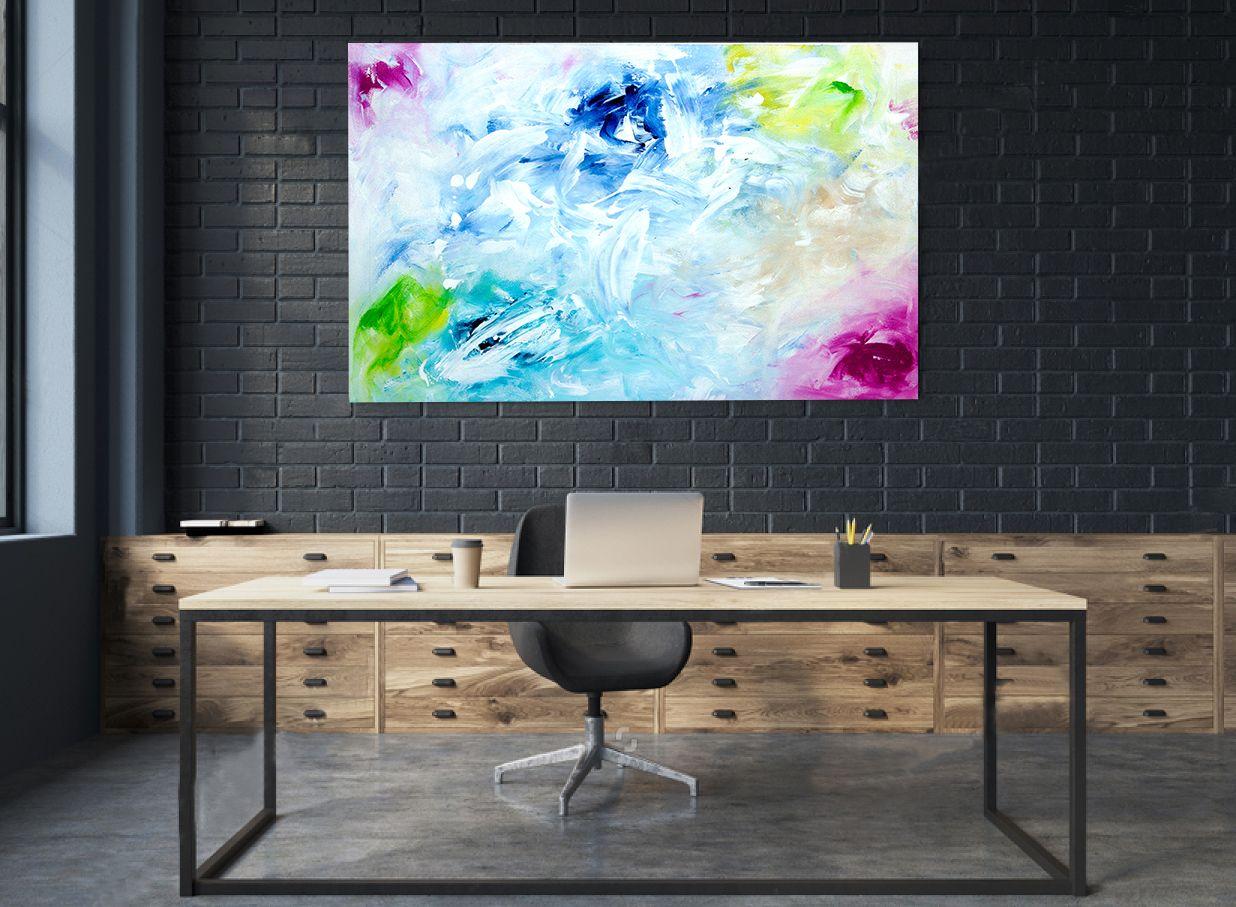 Office Abstract Office Abstract Art Office Abstract Wall Art