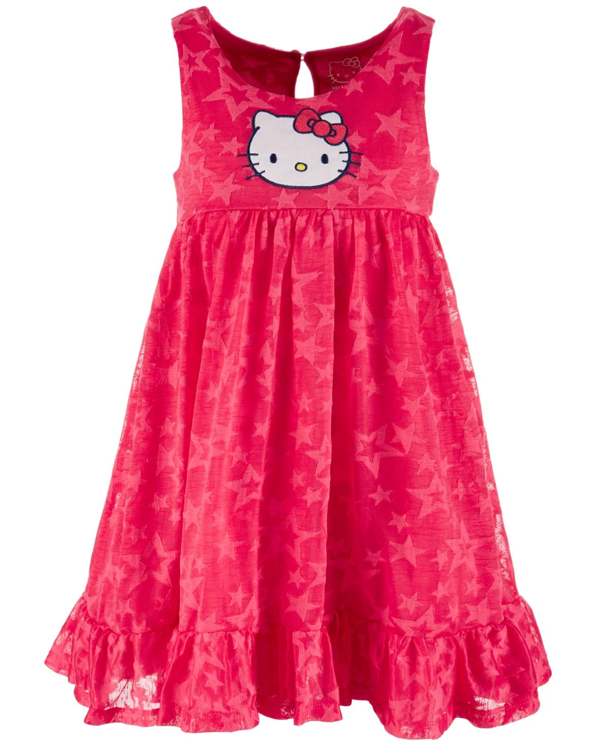 Hello Kitty Toddler Girls Star Dress Created For Macy S