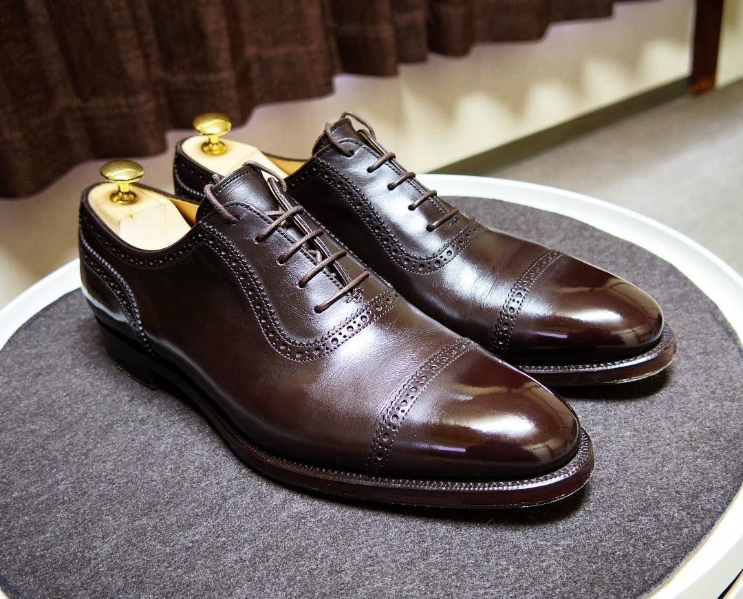 55cbeb4fb3ba1 Tamaya Footwear 仙台のタマヤフットウェアのオリジナル 革が今ひとつなんですが足