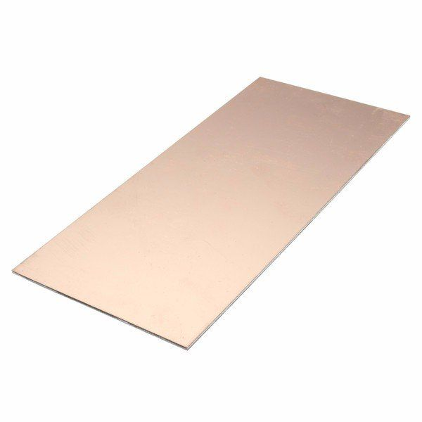 Us 3 49 100x220x1 5mm Double Sided Copper Clad Plate Pcb Circuit Board Fr4 Laminate Mechanical Parts From Tools Industrial Scientific On Banggood Com Dengan Gambar