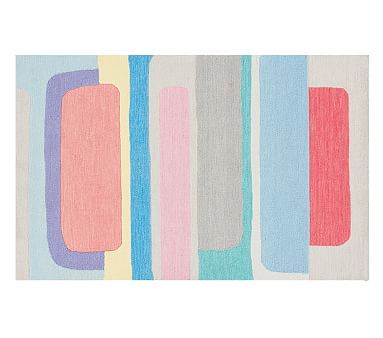 Margherita Missoni Colorblock Rug 8x10 Feet Multi Michelle S