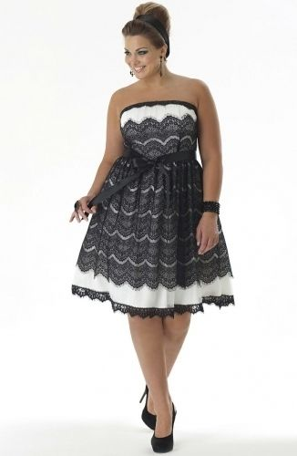 High Quality Plus Size Cute Dresses | Women\'s Fashion | Pinterest ...