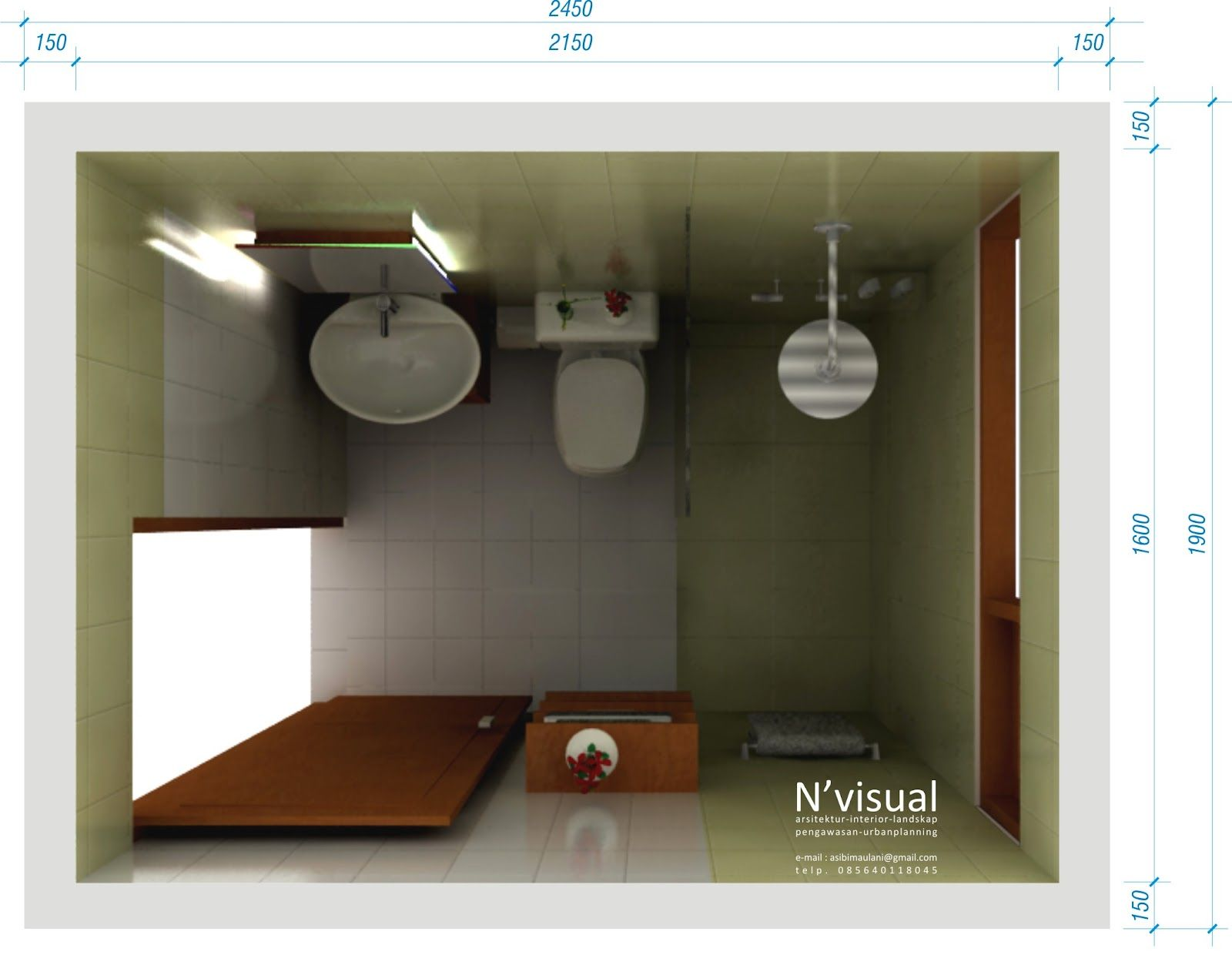 Desain Interior Sederhana