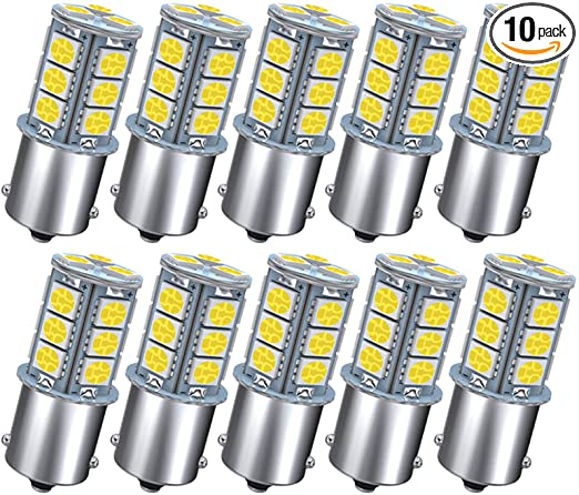 Amazon Com Givedoua 1156 Led Rv Bulb 1003 Ba15s 1141 7506 Led Replacement Light Bulbs For 12v Rv Car Camper Trai In 2020 Car Camper Trailer Interior Indoor Lighting