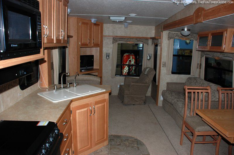 Image Gallery Old Fifth Wheel Interiors