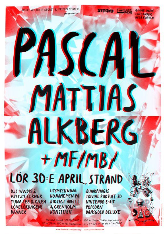 Concert Posters - http://me-me-me.se