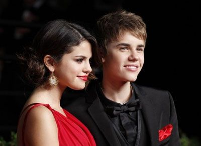 Selena Gomez has joked she made Justin Bieber cry when they split up    Read More: http://www.thenewstribe.com/2013/03/19/selena-gomez-has-joked-she-made-justin-bieber-cry-when-they-split-up/