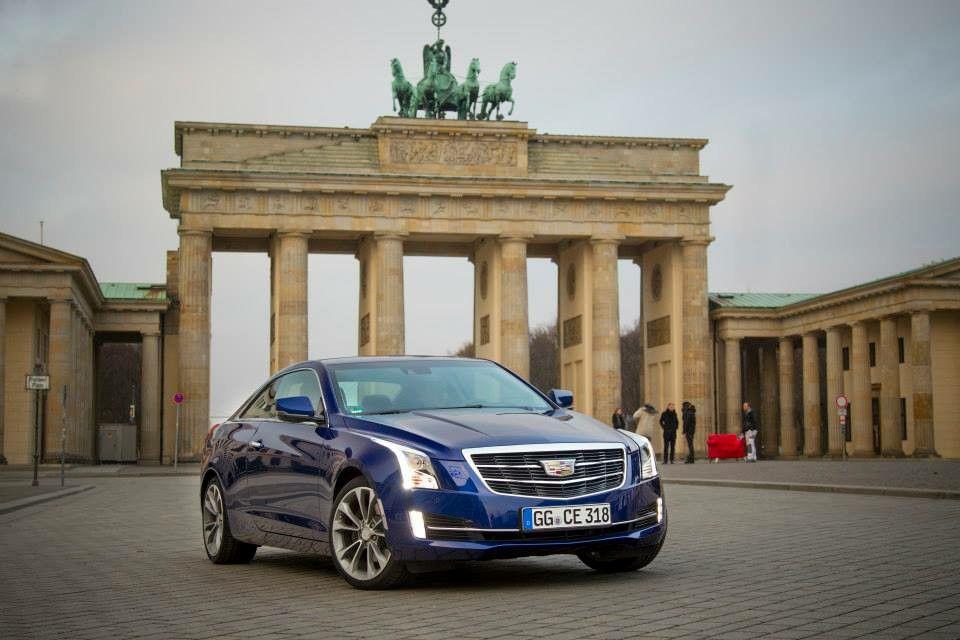 a011dc0bfe Cadillac Brandenburg Gate