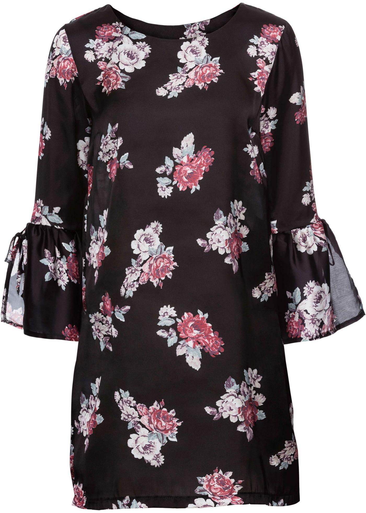 Kleid mit Blumenprint in 2019   Kleider, Günstige kleider ...