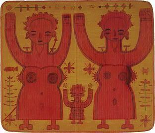 Masao Obata: A Brief Visitor to the World of Outsider Art | Raw Vision Magazine