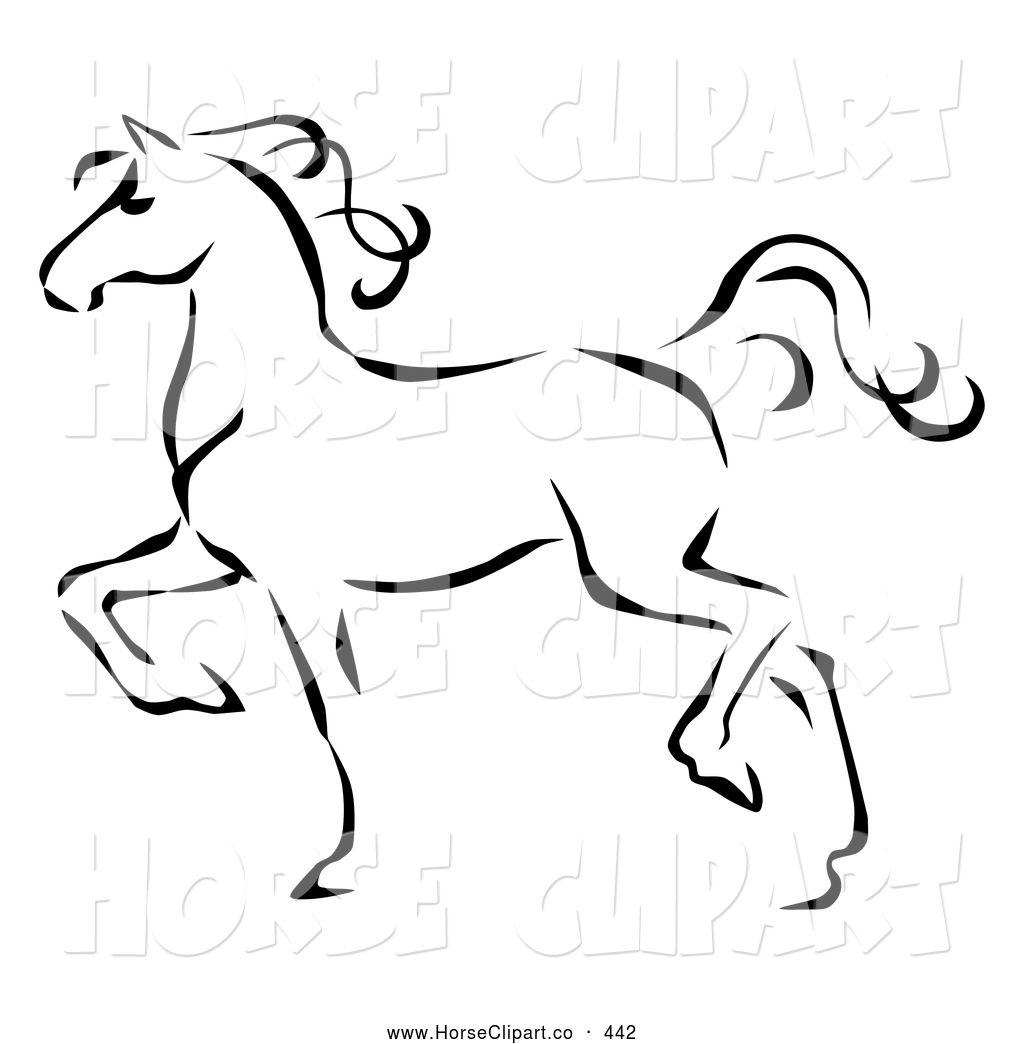 icelandic horse art google search iceland icelandic horse ideas rh pinterest com free clipart horses black and white Cartoon Horse Clip Art of Black and White
