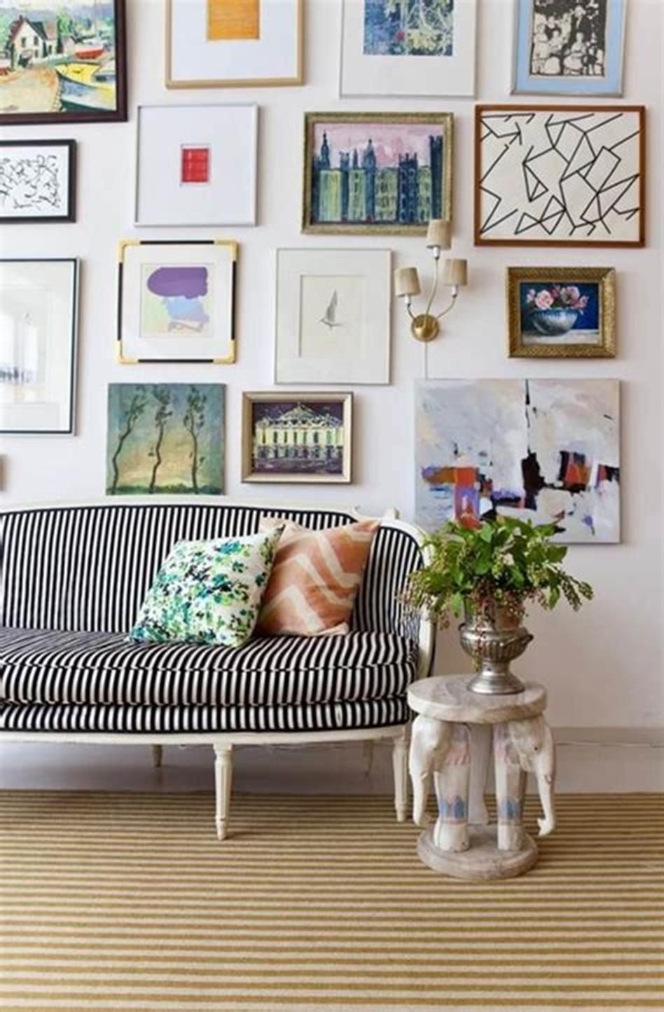45 Simple Living Room Decorating Ideas On a Budget 2019 ...
