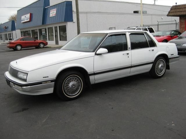 1988 Buick Lesabre (7th)