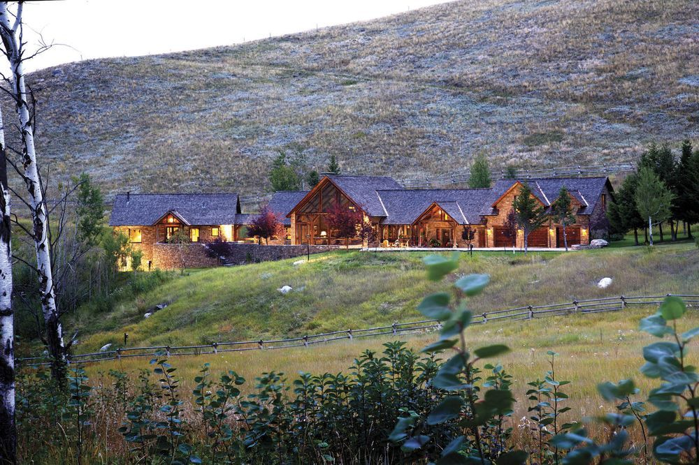 This $15 Million Montana Ranch Is Built for Parties