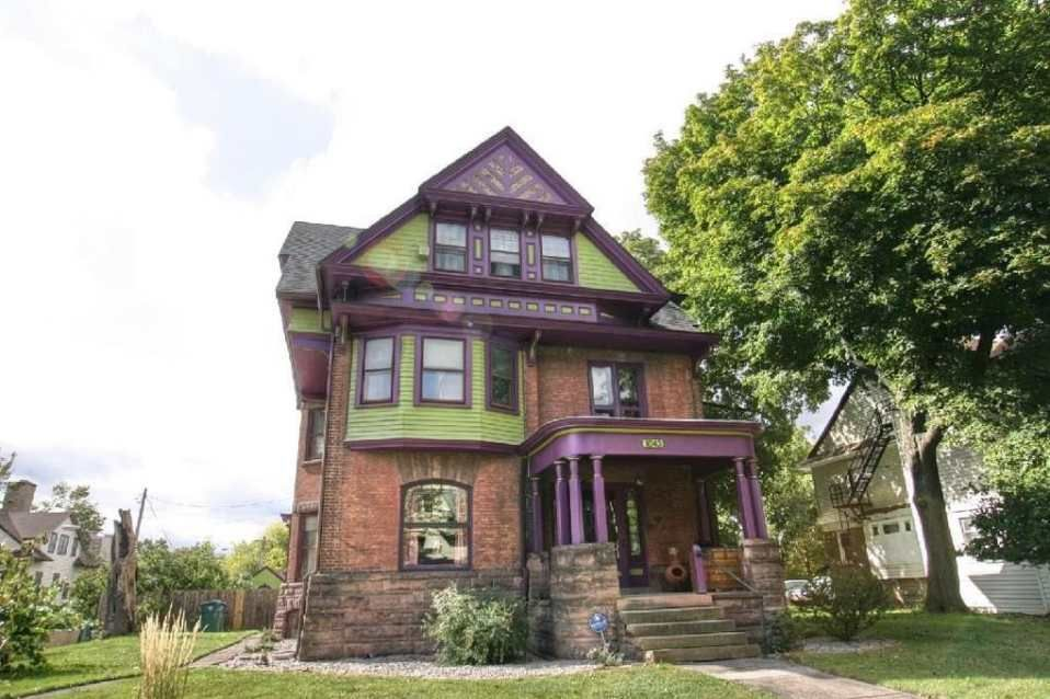1 bedroom apartments for rent in rochester ny%0A      Queen Anne  Rochester  NY            Old House Dreams