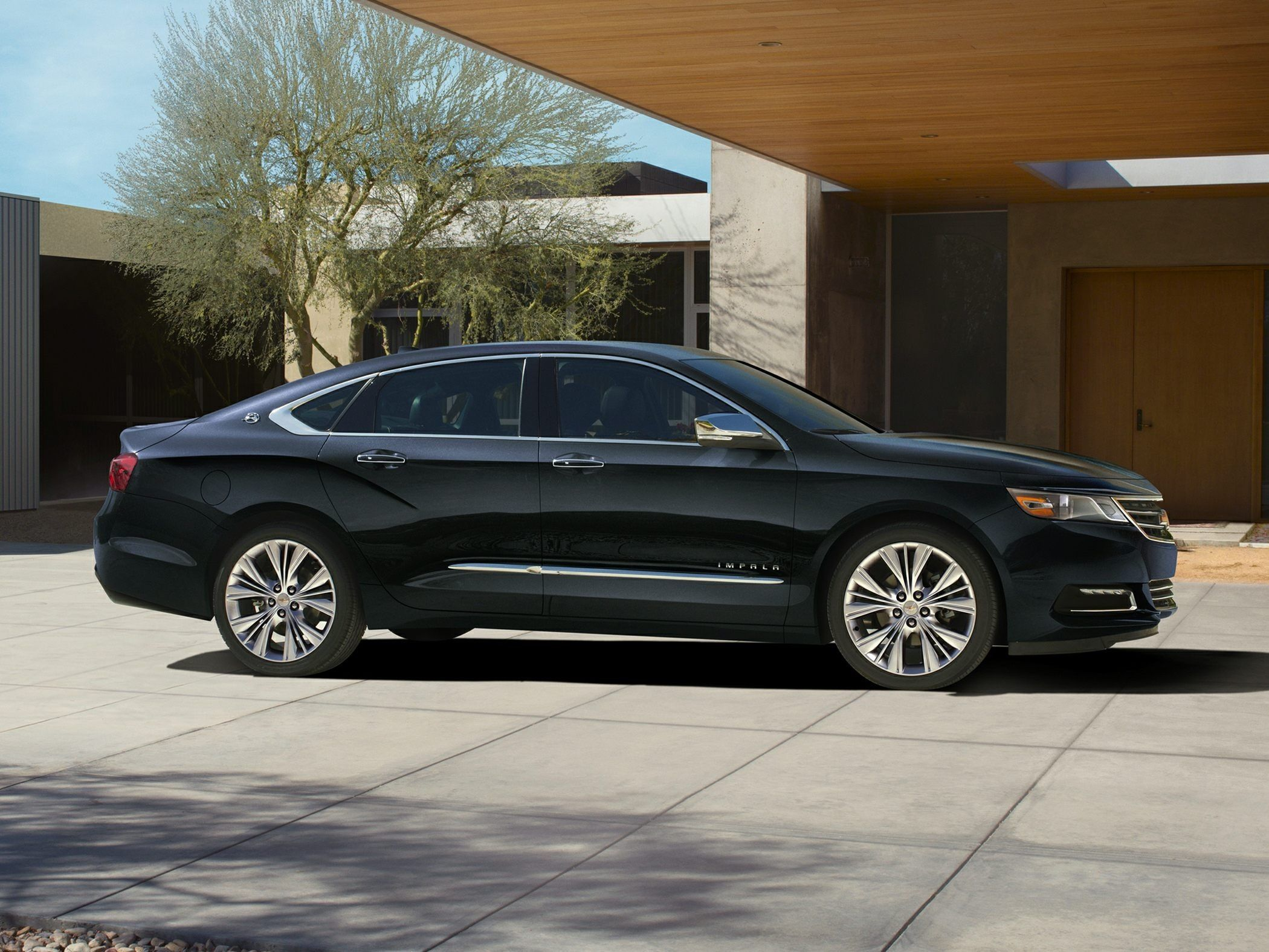 2019 Chevrolet Impala Colors Interior Exterior And Review