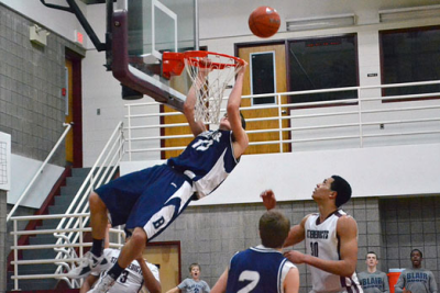 Recruit Joe Hart, a 6-foot-4 shooting guard, is expected to play a major role with Lakehead in 2012-13, says coach Scott Morrison. Hart hails from England, but spent the past several seasons playing high school ball in New Jersey.