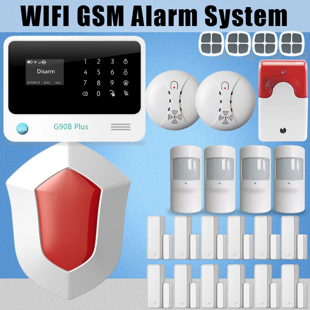 Etiger G90b Plus Home Security Gsm Alarm System Product On Aliexpress Com Good Quality With Intelligence F Alarm Systems For Home Gsm Alarm System Alarm System