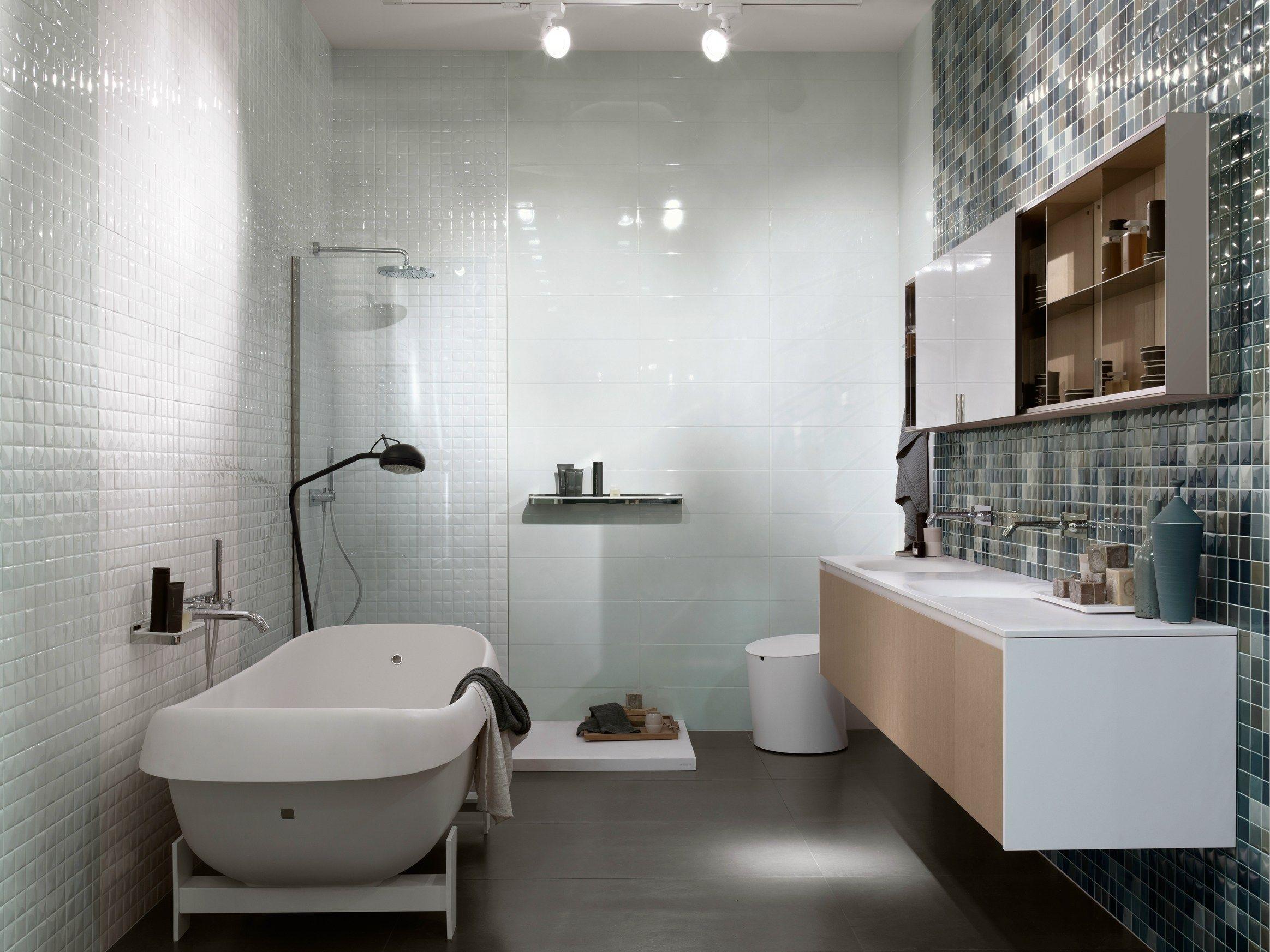 White-paste wall tiles ABITA by CERAMICA SANT'AGOSTINO